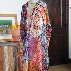 Theodora Kimono