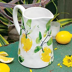 Citron Pitcher