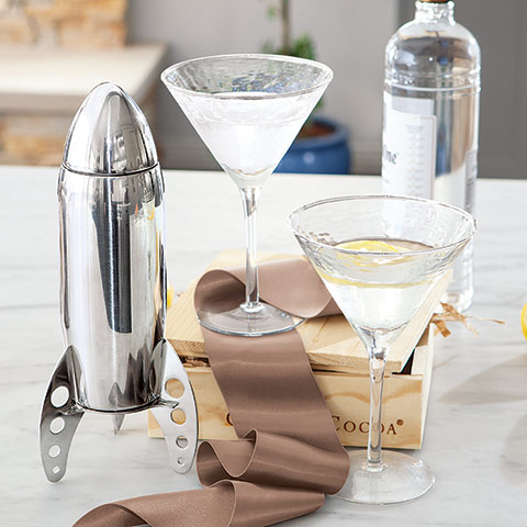 Liftoff Martini Set