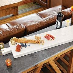 Farmhouse Serving Plank