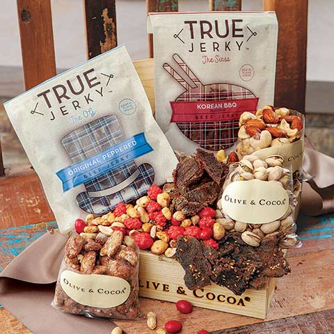 Gourmet Nuts & Jerky