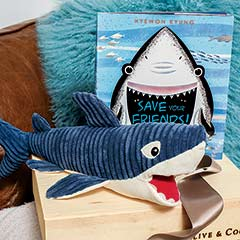 Sheldon Shark & Storybook
