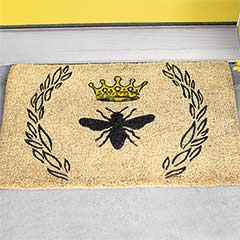 Royal Honey Door Mat