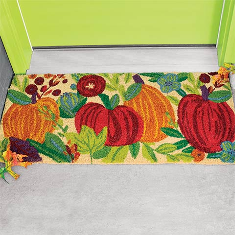 Autumn Garden Estate Mat