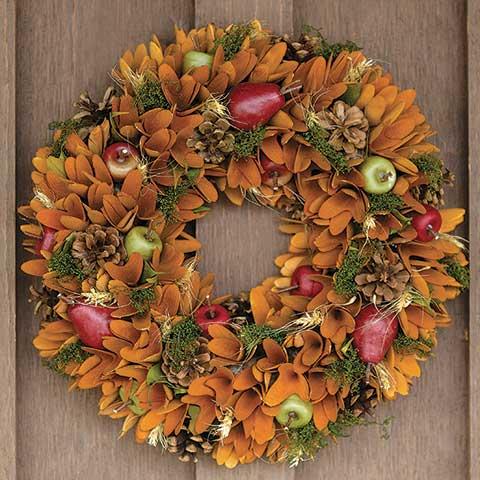 TD Ameritrade Institutional Autumnal Equinox Wreath
