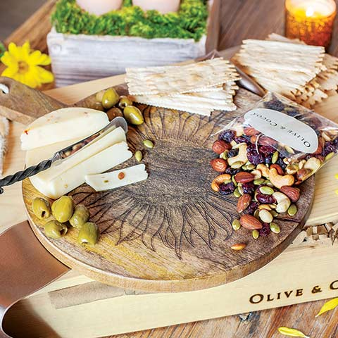 Savory Sunflower Crate