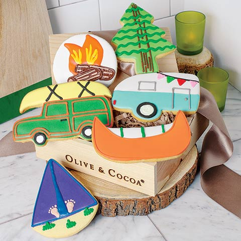 National Park Cookie Set