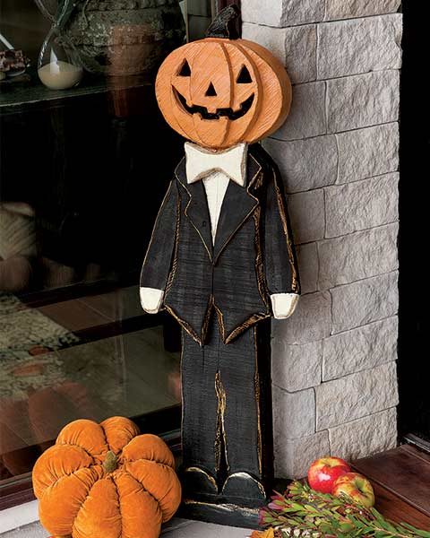 Dapper Jack Pumpkin