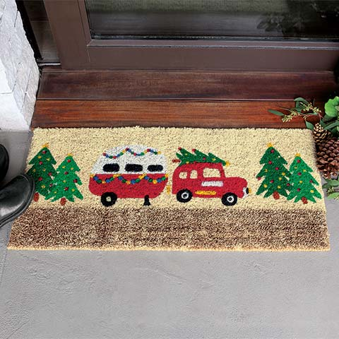 Holiday Travels Estate Mat