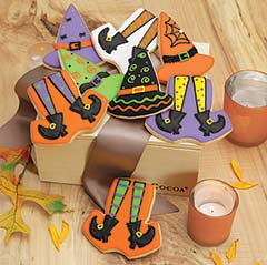 Witchy Fashions Cookie Crate