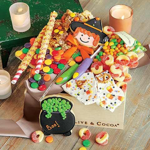 Halloween Carnival Sweets