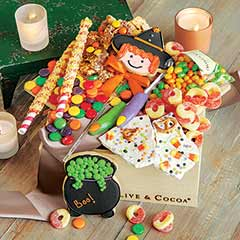 Halloween Carnival Sweets