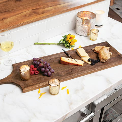Walnut Estate Serving Board