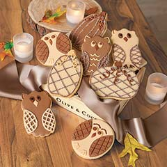 Woodland Cookie Crate