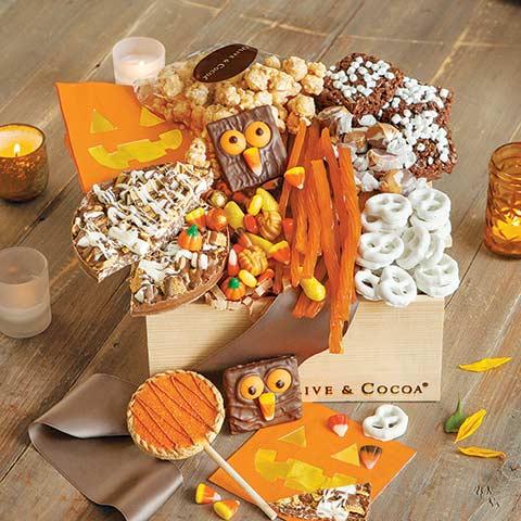 Hoot Hoot Sweets