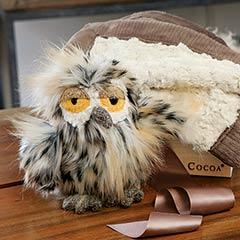 Oscar Owl & Lovie