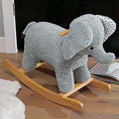 Luna Rocking Elephant