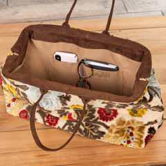 Bristol Carpet Bag