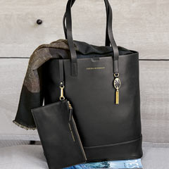Sullivan Leather Tote