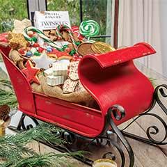 Joyeux Noel Gourmet Sleigh