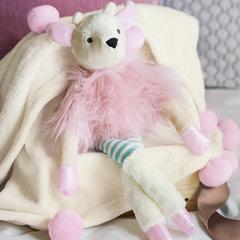 Gianna Deer & Blanket