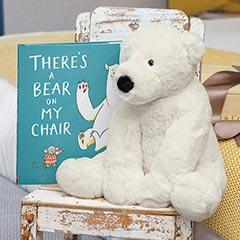 Oslo Polar Bear & Book