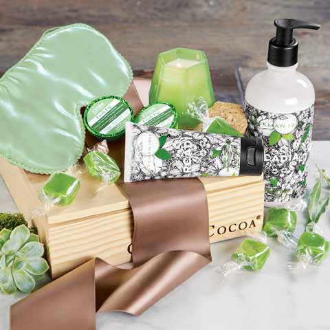 Ivy & Vine Spa Crate