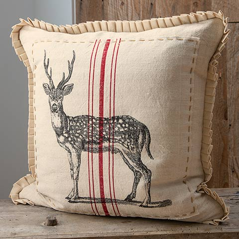 Chamonix Buck Pillow