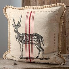 Chamonix Buck Pillow