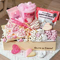 Pretty & Pink Goodies Crate