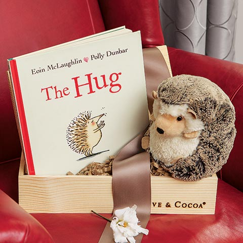 Happy Hedgehog & Storybook