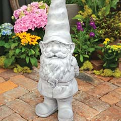 Happy Garden Gnome