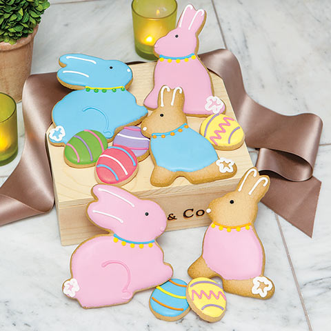 Hoppy Days Cookie Crate