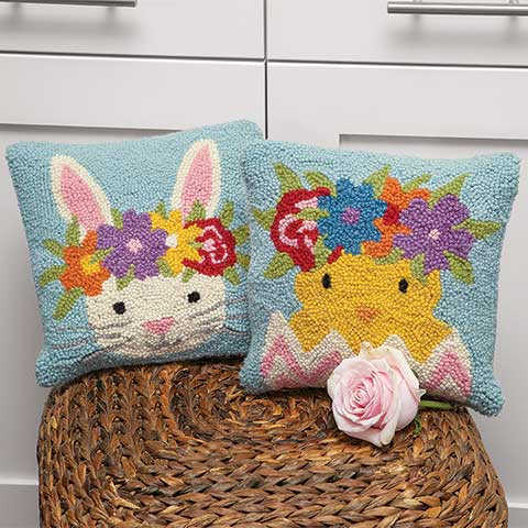 Hello Easter Pillow Set