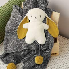 Butterscotch Bunny & Blanket