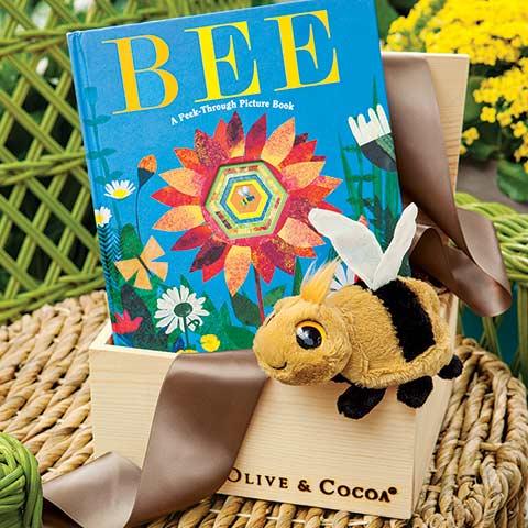 Buzzy Bee & Book