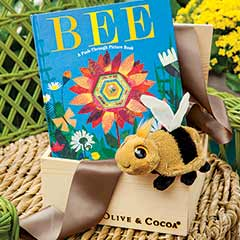 Buzzy Bee & Book