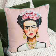Queen Frida Pillow