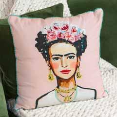 Queen Frida Pillow
