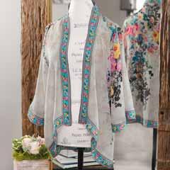 Adderley Floral Kimono