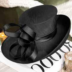 Baroness Derby Hat