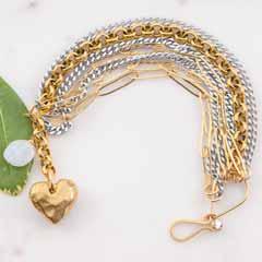 Sette Layered Bracelet