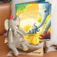 Lullaby Elephant & Storybook