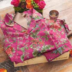 Spring Azalea Pajamas