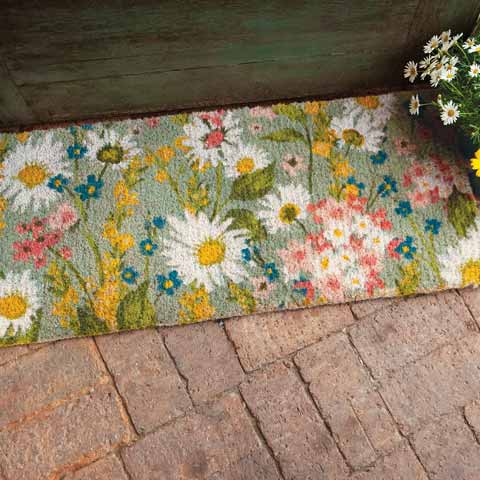Wildflower Estate Mat