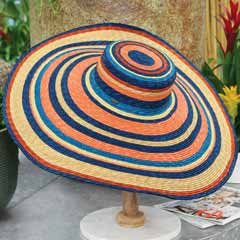 Champagne Beach Sun Hat
