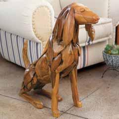 Max Driftwood Dog