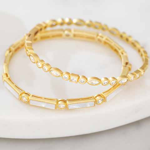 Freida Rothman Bangle Set