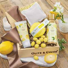 Citrus Twist Spa Crate
