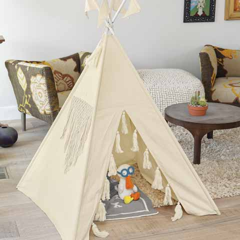 Redondo Beach Play Tent